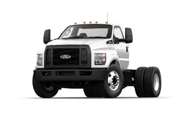 New 2021 Ford F-650