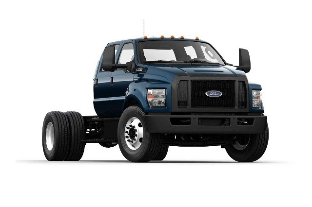 New 2018 Ford F-750 DOCK HGT