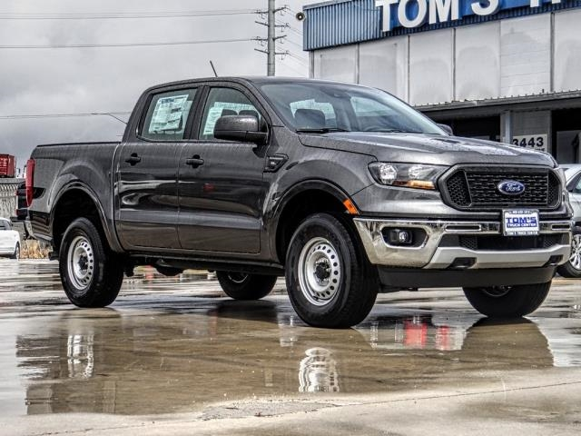 New 2019 Ford RANGER R4E0