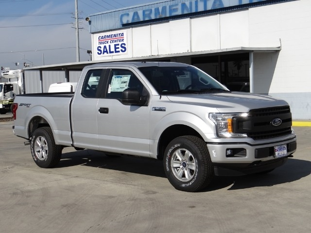 New 2018 Ford F-150 145