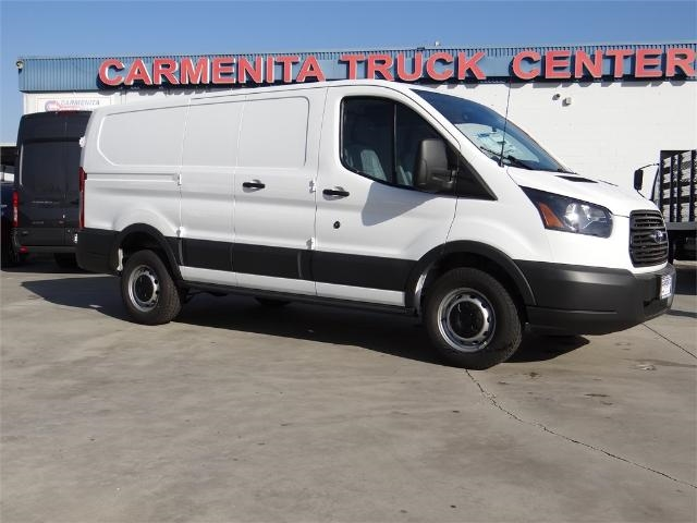 New 2017 Ford Transit Van T-150 130 LOW RF 8600 GVWR SWING-OUT RH DR