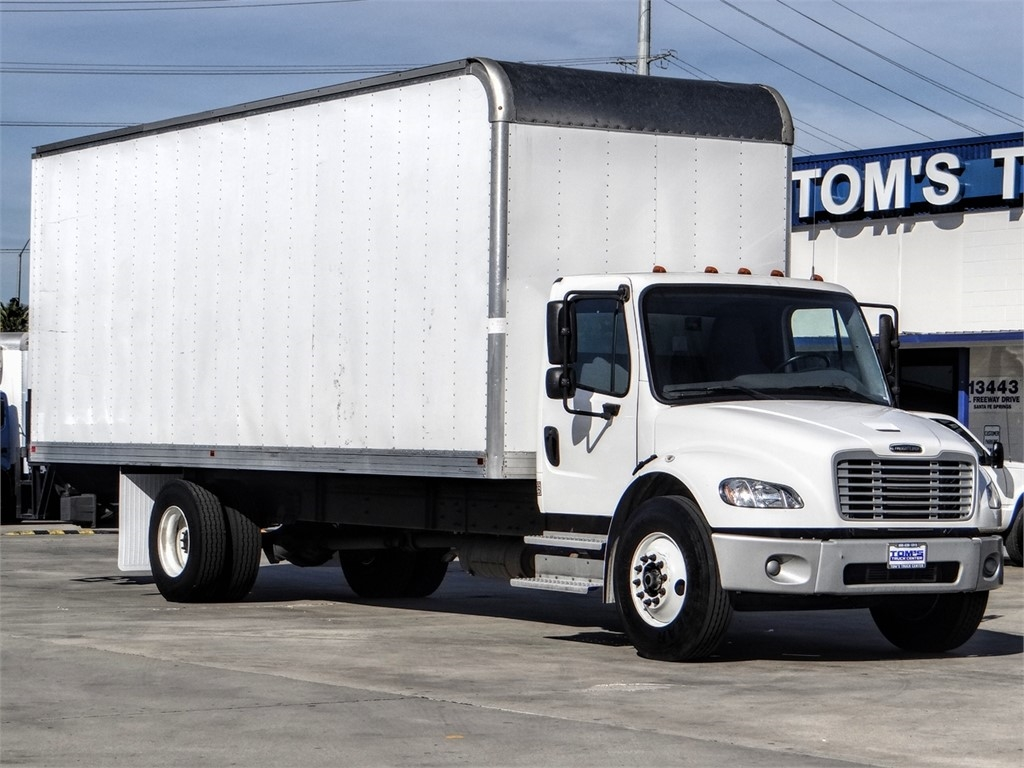 Pre-Owned 2016 Freightliner M2