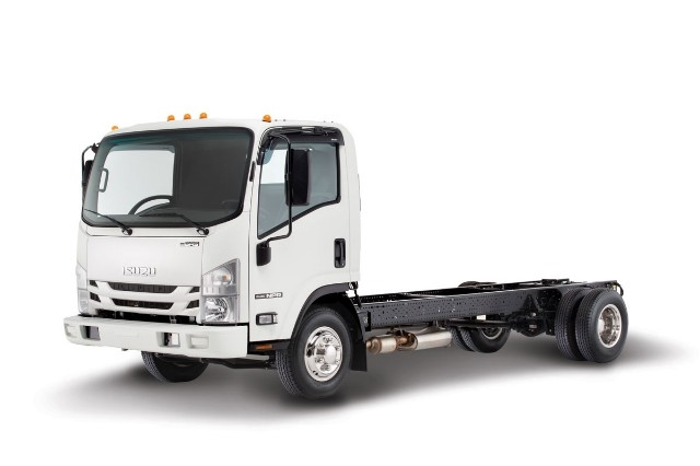 New 2020 Isuzu NPR