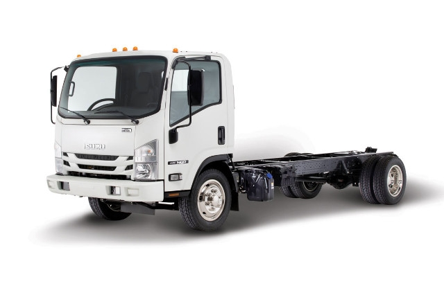 New 2020 Isuzu NQR