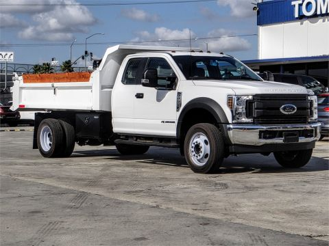 New 2019 Ford SUPER DUTY F-550 DRW 192