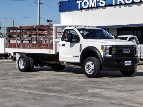 Pre-Owned 2017 Ford SUPER DUTY F-450 DRW