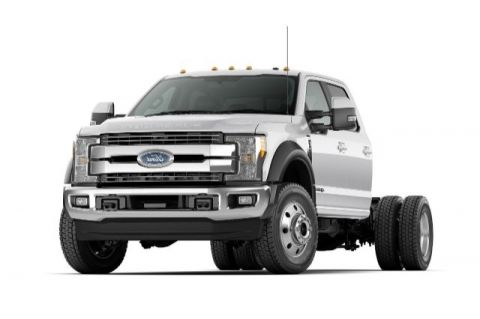 New 2019 Ford SUPER DUTY F-550 DRW 169