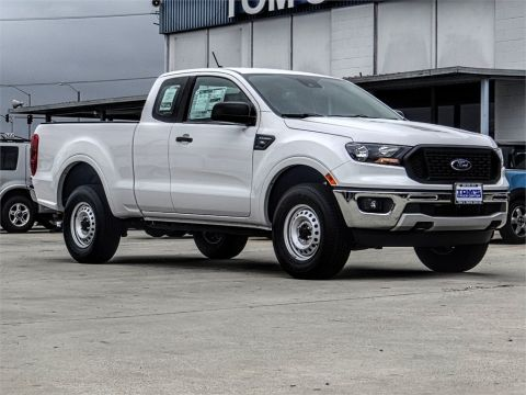 New 2019 Ford RANGER R1E0