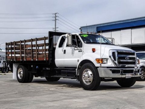 Pre-Owned 2012 Ford F-650
