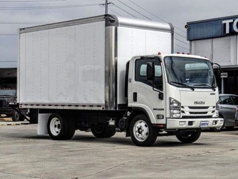 Pre-Owned 2016 Isuzu NPR 14 NO LIFT