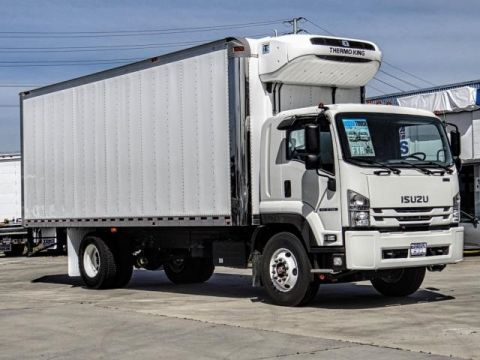 New 2019 Isuzu FTR