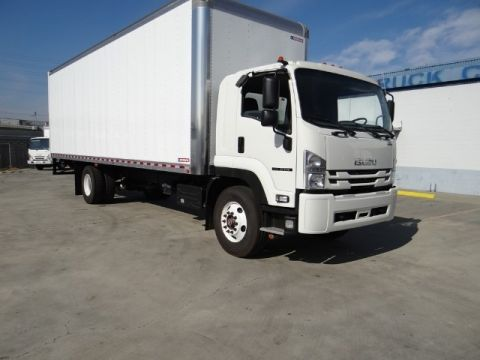 New 2018 Isuzu FTR