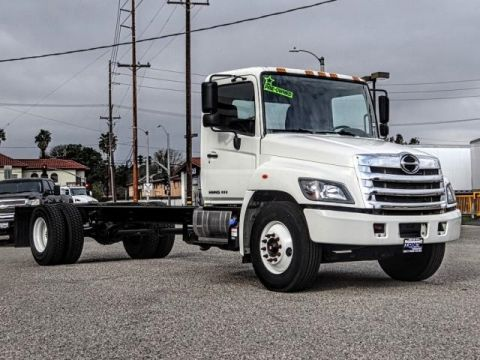 Pre-Owned 2015 Hino 268 ONLY