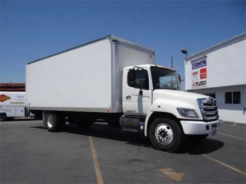 Pre-Owned 2015 Hino 268