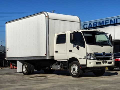 Pre-Owned 2017 Hino 195H