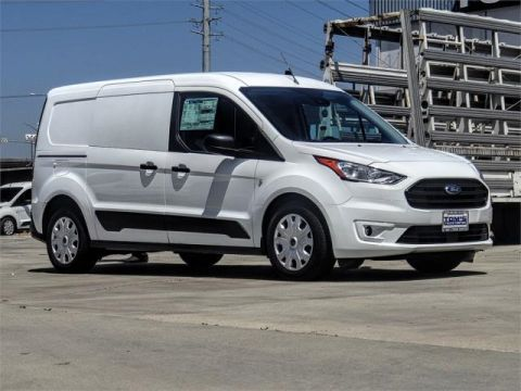 New 2019 Ford Transit Connect Van XLT LWB W/REAR SYMMETRICAL DOORS