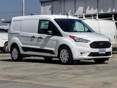 New 2020 Ford Transit Connect Van XLT LWB W/REAR SYMMETRICAL DOORS